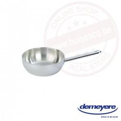 Demeyere apollo conische sauspan ø14cm 0.75l - zonder deksel