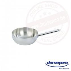 Demeyere apollo conische sauspan ø16cm 1.0l - zonder deksel