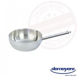 Demeyere apollo conische sauspan ø22cm 2.5l - zonder deksel