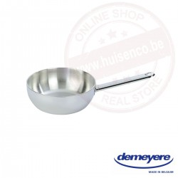 Demeyere apollo conische sauspan ø18cm 1.5l - zonder deksel