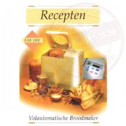Funai receptenboekje fab-1800
