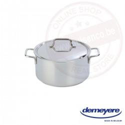 Demeyere apollo kookpot ø22cm 4.0l - met deksel