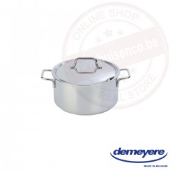 Demeyere apollo kookpot ø16cm 1.5l - met deksel