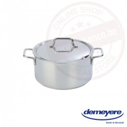 Demeyere apollo kookpot ø24cm 5.2l - met deksel