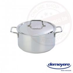 Demeyere apollo kookpot ø28cm 8.4l - met deksel