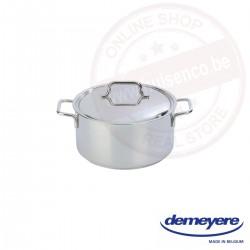 Demeyere apollo kookpot ø18cm 2.2l - met deksel