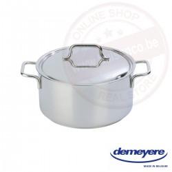 Demeyere apollo kookpot ø30cm 12l - met deksel