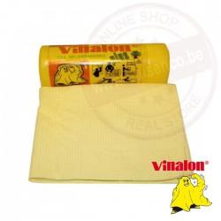 Vinalon plus zeemvel i/koker (gewafeld) (45x33cm)