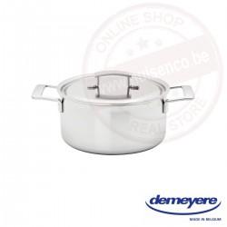 Demeyere industry kookpot ø16cm 1.5l - met deksel