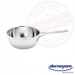 Demeyere industry conische sauspan ø20cm 2.0l - zonder deksel