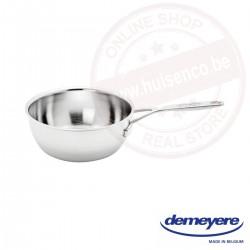 Demeyere industry conische sauspan ø18cm 1.5l - zonder deksel