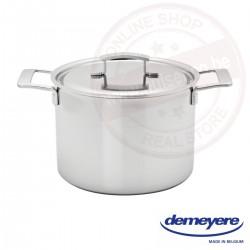 Demeyere industry soeppot ø28cm 11.5l - met deksel