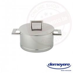 John pawson for demeyere kookpot ø18cm 2.2l - met deksel
