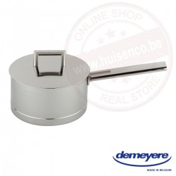 John Pawson for Demeyere steelpan 18cm 2.2l - met deksel