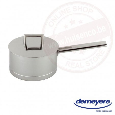 John Pawson for Demeyere steelpan 16cm 1.5 - met deksel