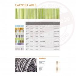 Deurgordijn calypso ares 100x220 (fijne spaghettilintjes in dubbel profiel)