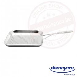 Demeyere bakpan 5-ply industry grillpan 28x28cm