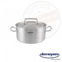 Commercial by Demeyere kookpot met deksel 28 cm