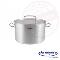 Commercial by Demeyere kookpot met deksel 32 cm