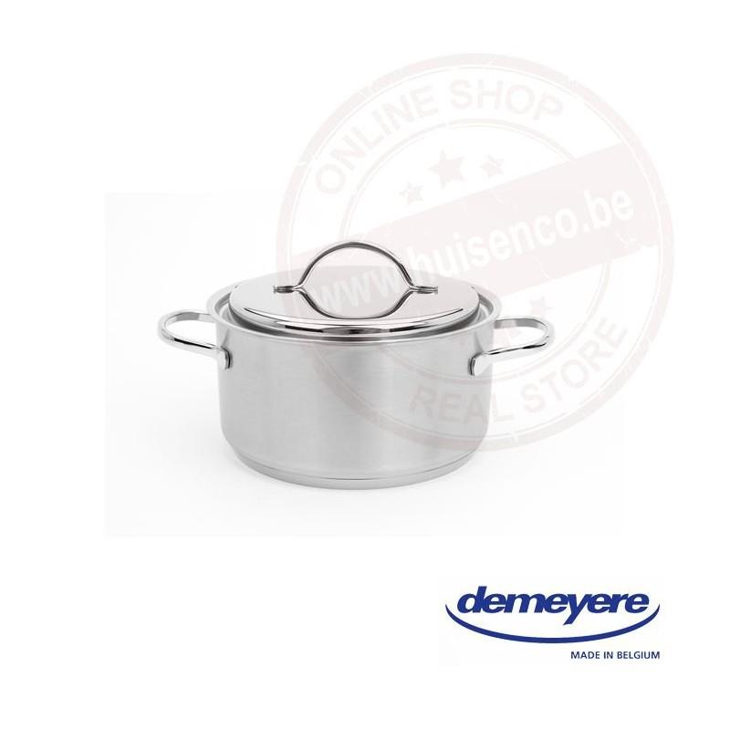 Resto by Demeyere kookpot 24cm 5.4l - met deksel
