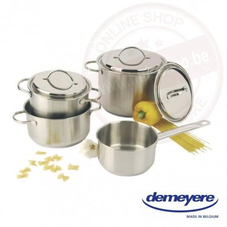 Resto by Demeyere kookpottenset 4-delige startset