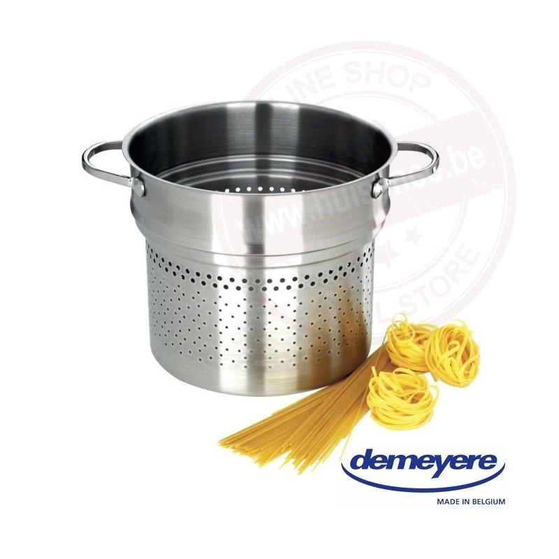 Resto by Demeyere pasta-inzet 24cm