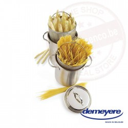 Resto by Demeyere pasta/aspergekoker 16cm - alle vuren