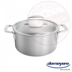 Intense kookpot met deksel 22 cm
