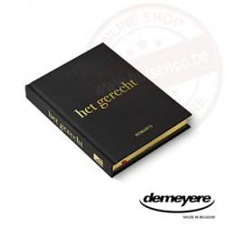 Demeyere boek tony leduc 'het gerecht'