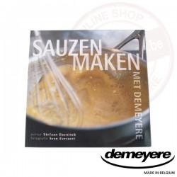 Boekje 'sauzen met Demeyere'