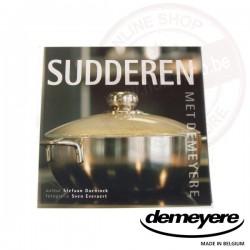Boekje 'sudderen met Demeyere'