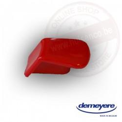 Rode (afgeronde) knop (9207) voor snelkookpan 24cm