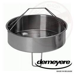 Demeyere inzetmandje ø20cm (9397) voor snelkookpan ø22cm