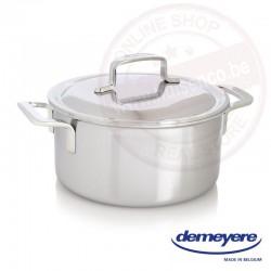 Intense kookpot met deksel 20 cm - 3l