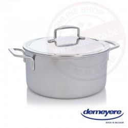 Intense kookpot met deksel 24 cm - 5.2l