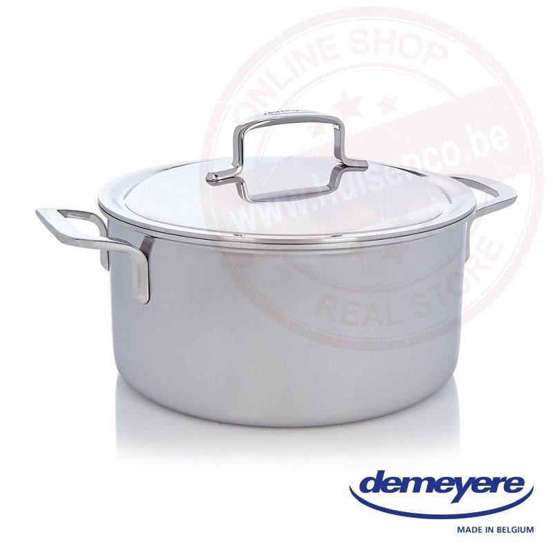 Intense kookpot met deksel 24 cm