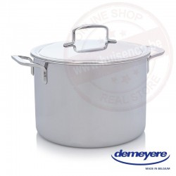 Intense soeppot met deksel 24 cm - 8l