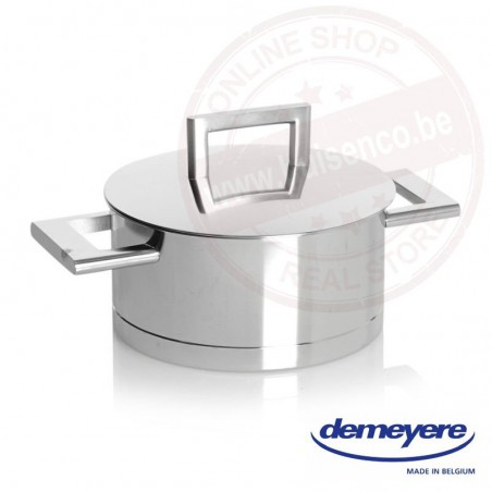 John Pawson for Demeyere kookpot 16cm 1.5l - met deksel