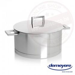 John Pawson for Demeyere kookpot 28cm 8.4l - met deksel
