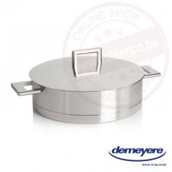 John Pawson for Demeyere lage kookpot 28cm 4.0l - met deksel