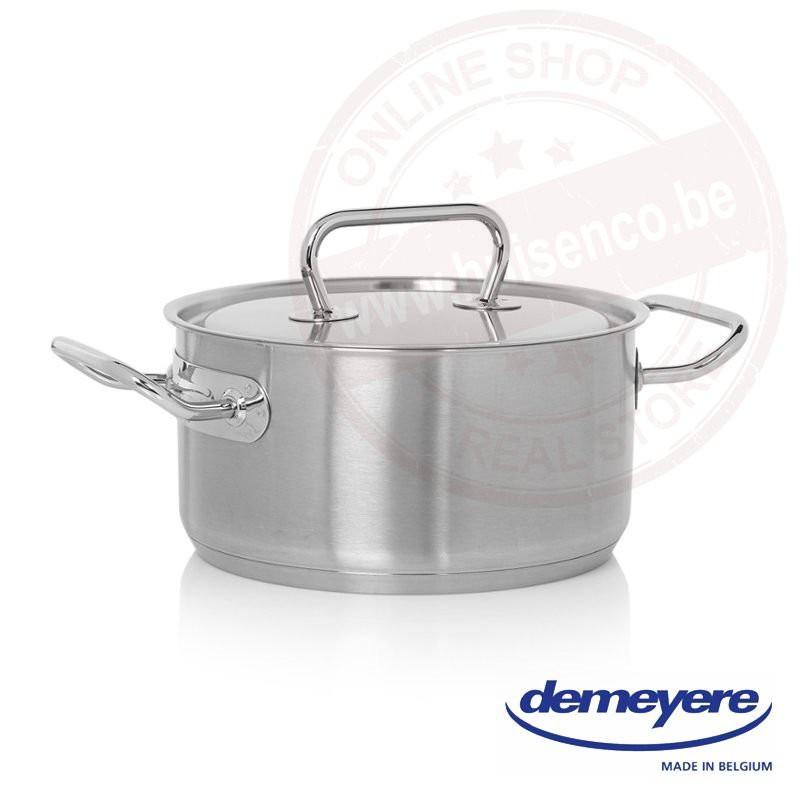 Classic by Demeyere kookpot met deksel 20 cm