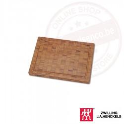 Snijplank, bamboe, middelgroot 355 x 30 x 250 mm