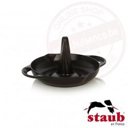 Staub verticale roaster ø24cm - zwart