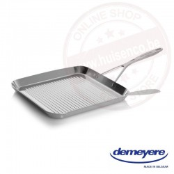 Bakpan 5-ply Industry grillpan 28x28cm