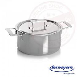 Industry kookpot 22cm 4.0l - met deksel