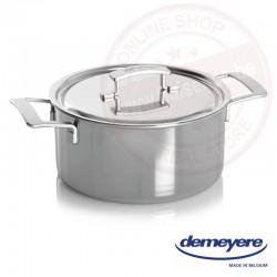 Industry kookpot 24cm 5.2l - met deksel