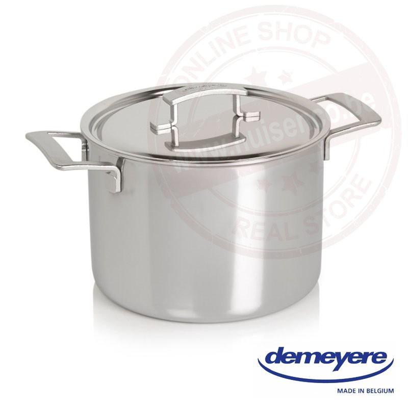 Industry soeppot 24cm 8.0l - met deksel