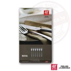 NOVA 6 taartvorken 280 x 210 x 40 mm